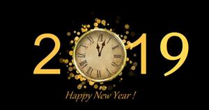 CS-Solution thông báo lịch nghỉ tết dương năm 2019
