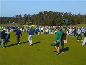 Giải pháp cho vấn đề tắc đường ở sân Golf